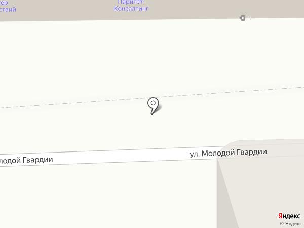 Стройность на карте Кирова
