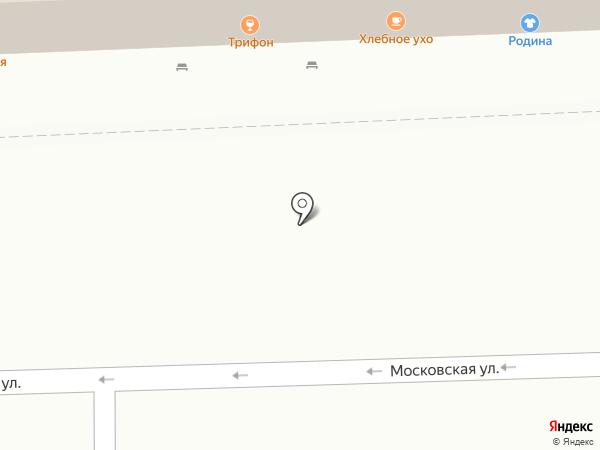 1X Ставка на карте Кирова