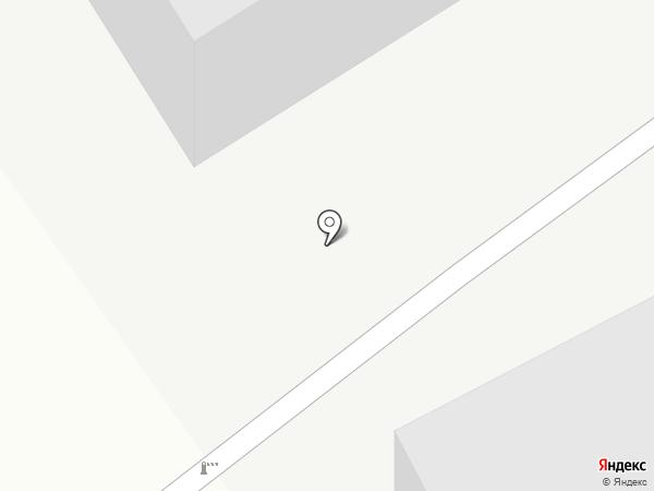 Буматика на карте Кирова