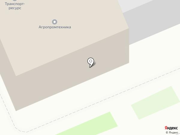 Лотос на карте Кирова