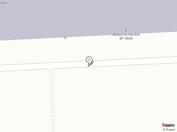 Российская академия народного хозяйства и государственной службы при Президенте РФ на карте Кирова