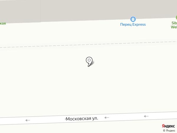 Aster на карте Кирова