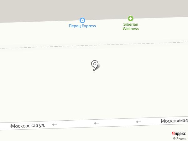 Градус Цельсия на карте Кирова