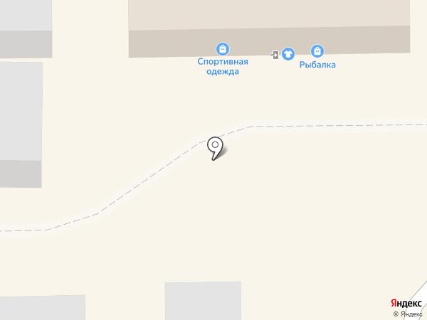 Эдель на карте Кирова