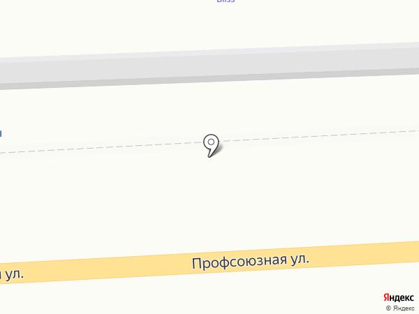 The Terrace на карте Кирова