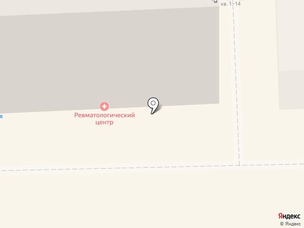 Старый город, ЖСК на карте Кирова