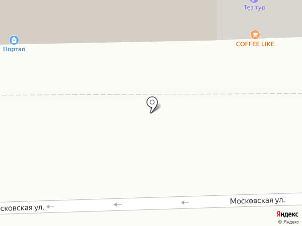 Сладкий на карте Кирова