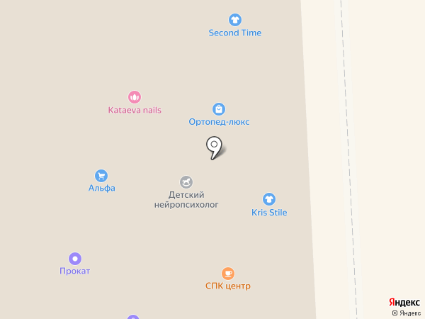 Бабушка Бонифация на карте Кирова