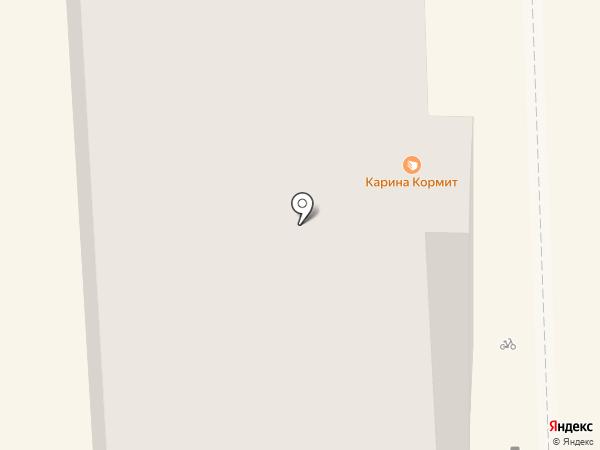 #КаринаКормит на карте Кирова