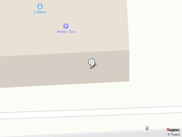 Лабиринт.ру на карте Кирова