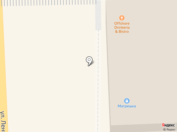 Интерьерная лавка на карте Кирова