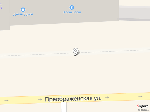 Малиновский на карте Кирова