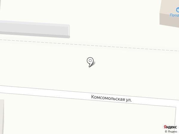 Навигатор на карте Кирова