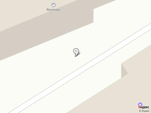 Роджер на карте Кирова