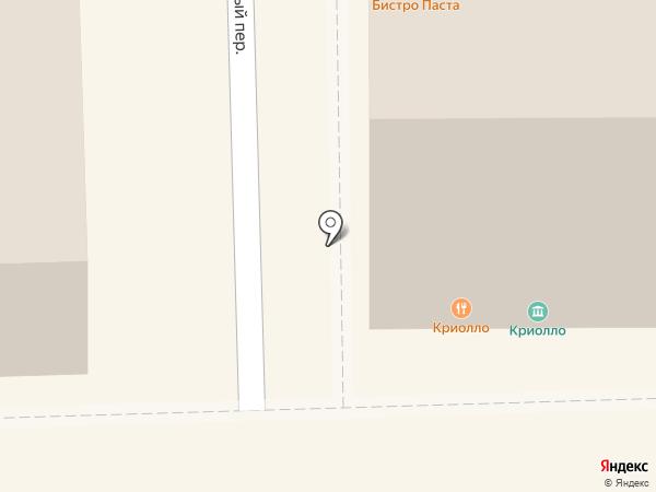 На Спасской на карте Кирова