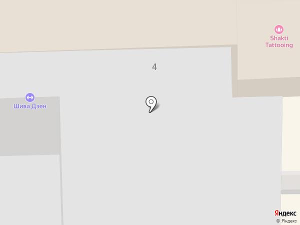 BreakLand на карте Кирова