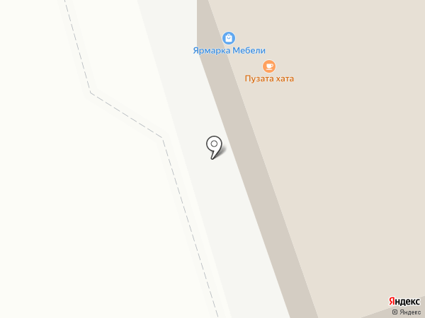 Мебельная компания на карте Кирова