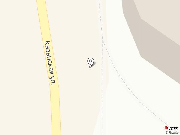 FABRIKA на карте Кирова