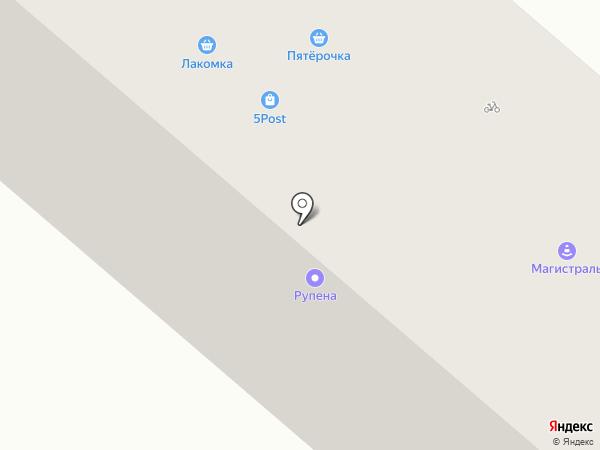 РублЪ на карте Кирова