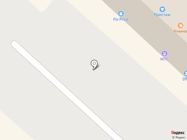 Гуд на карте Кирова