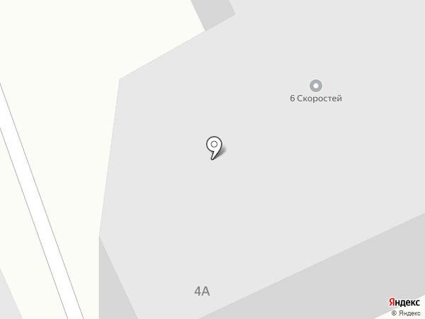 На берегу на карте Кирова
