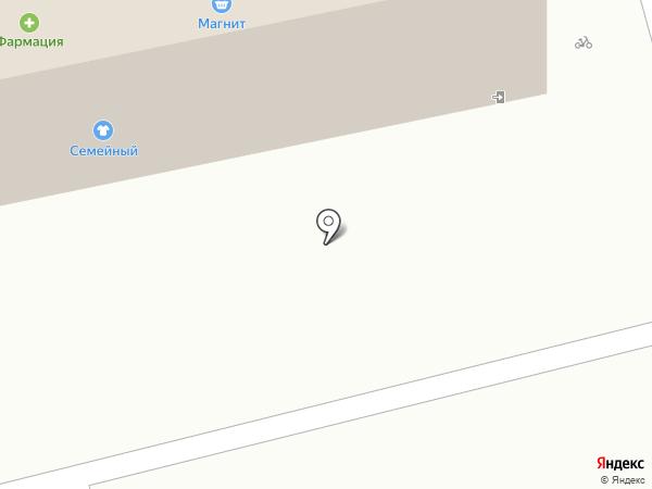 Магазин трикотажных изделий на карте Кирова