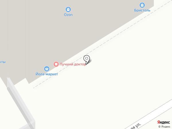 Лавка свежего разлива на карте Кирова