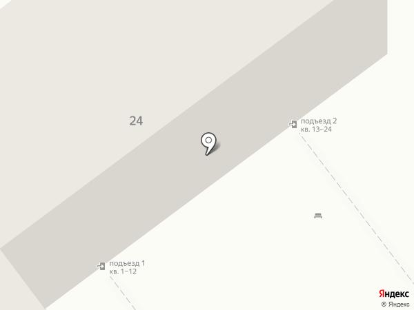Магия на карте Тольятти