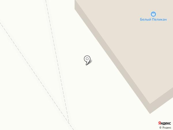 Пенная скважина на карте Тольятти