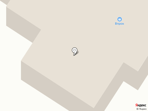 Впрок на карте Порошино