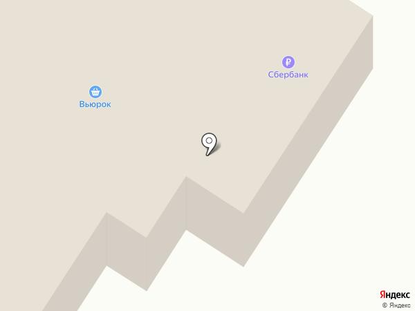 Qiwi на карте Порошино