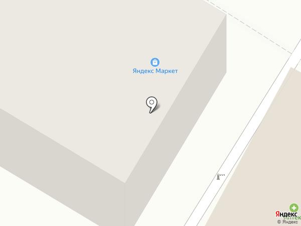 Магазин хозяйственных товаров на карте Порошино