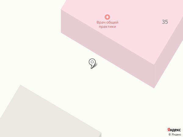 Фельдшерско-акушерский пункт на карте Порошино