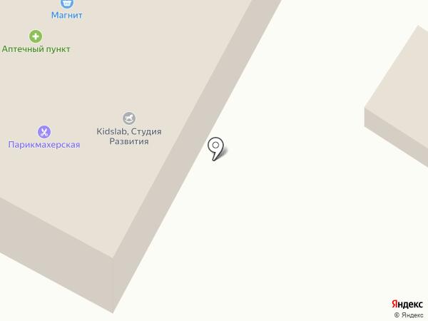 Платежный терминал, КБ Хлынов на карте Порошино