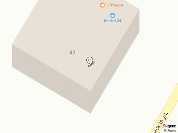 Живое пиво на карте Порошино