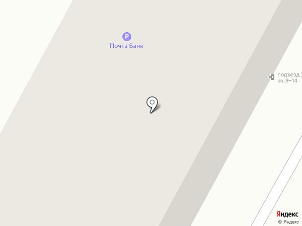 Отделение почтовой связи с. Порошино на карте Порошино