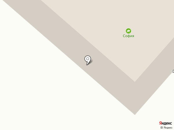 София на карте Порошино