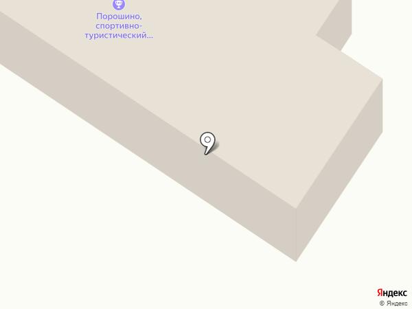 ДвижОК на карте Порошино