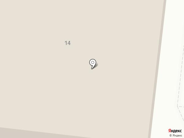 Три Хмеля на карте Самары