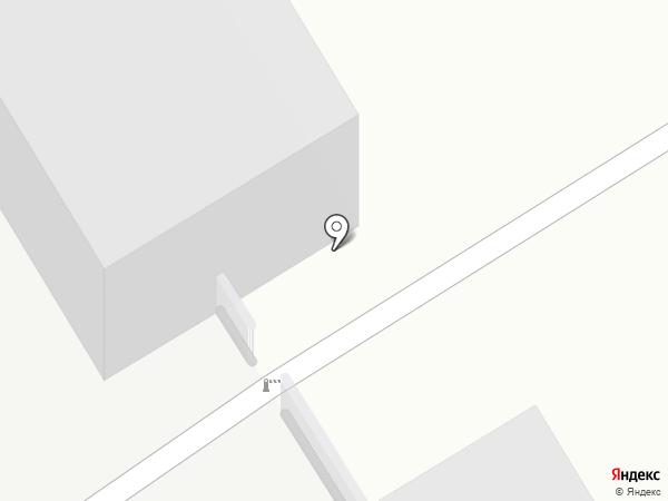 ЭКЗА на карте Новокуйбышевска