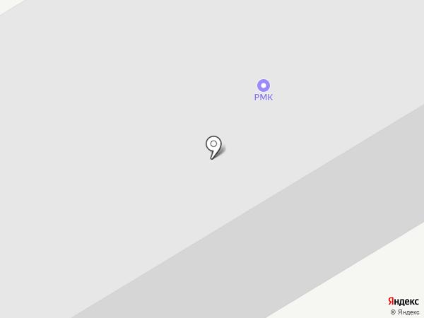 Кварт-Лтд на карте Новокуйбышевска