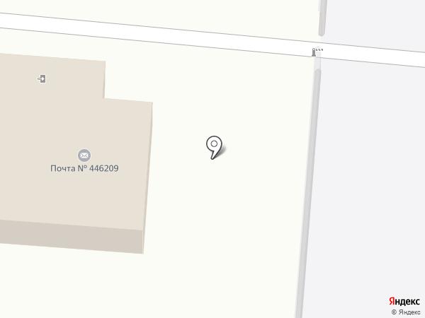 Общественный совет №3 г. Новокуйбышевска на карте Новокуйбышевска