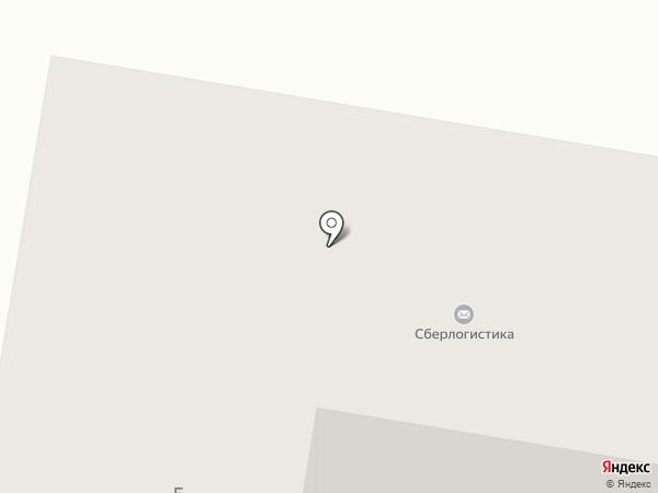 Сбербанк, ПАО на карте Солнечной Поляны