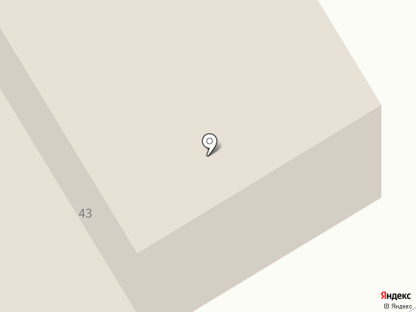 Присма на карте Новокуйбышевска