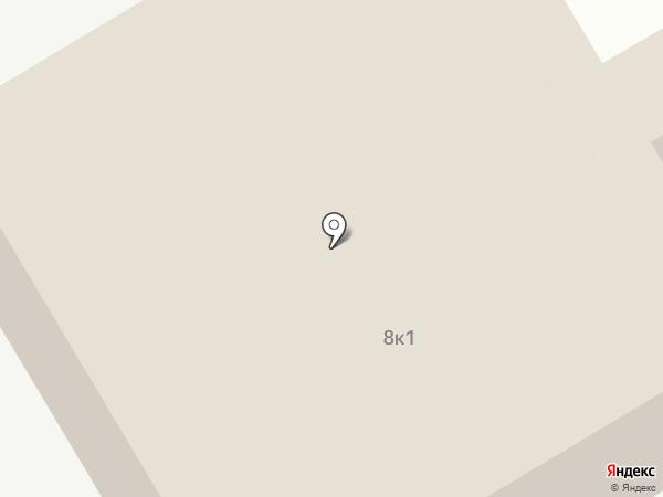 Волгострой на карте Новокуйбышевска