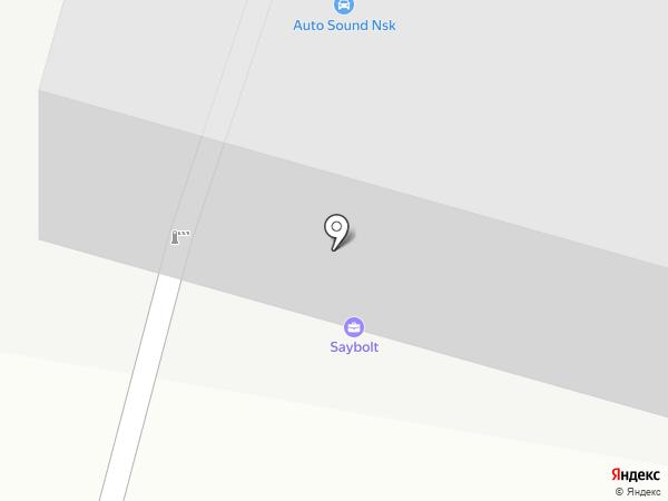 ANKOR на карте Новокуйбышевска