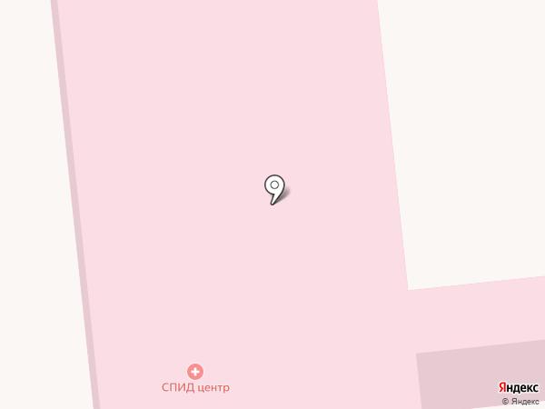 Новокуйбышевский кожно-венерологический диспансер на карте Новокуйбышевска