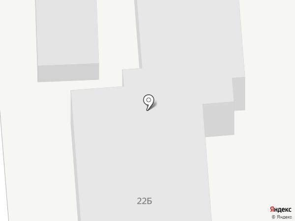 Пирс на карте Новокуйбышевска