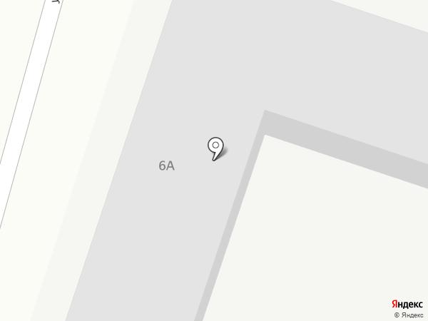 Автосервис на карте Новокуйбышевска