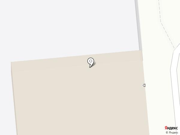 Самарская таможня на карте Новокуйбышевска